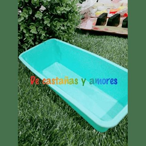 Molde silicona 1 kilo alargado
