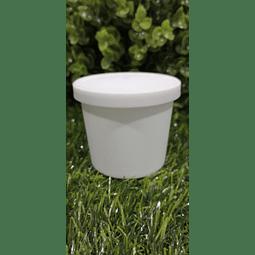 Envase blanco Pet 60 grs Apróx
