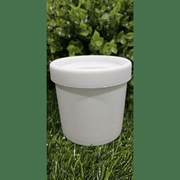 Envase Pet blanco 150 grs Apróx