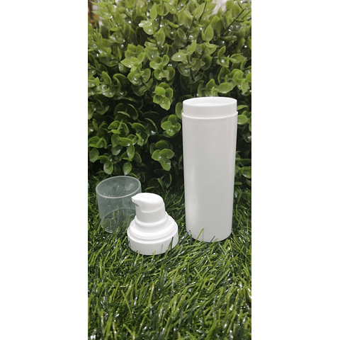 Envase air less 30 ml alargado