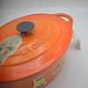 Olla ovalada Ø32 cm 7 Lts Topaze Orange