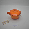 Tetera Xinyang 1 lt Topaze Orange
