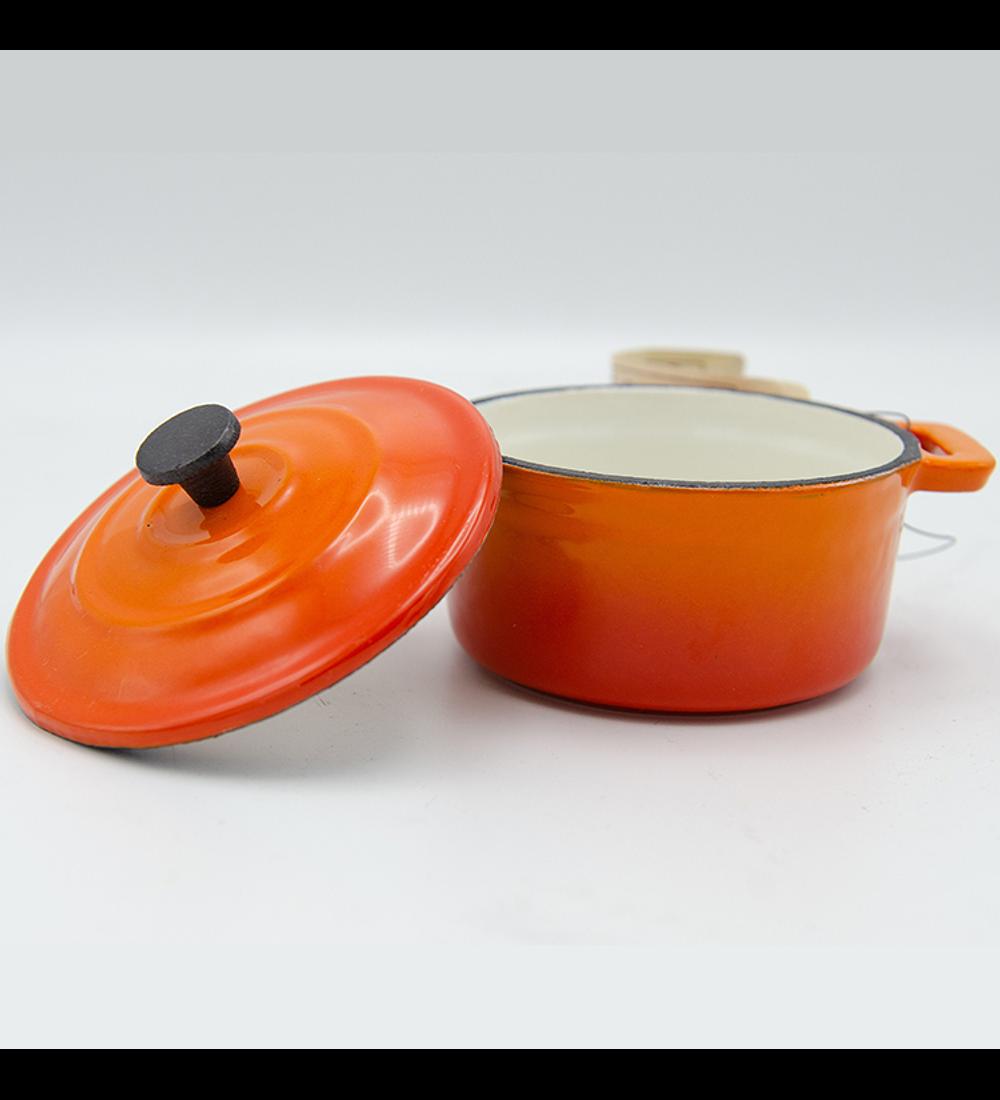 Mini cocotte naranja marroqui