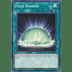 Field Barrier - SDSA-EN031 - Common 1st Edition