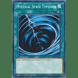 Mystical Space Typhoon - SDSA-EN033 - Common 1st Edition