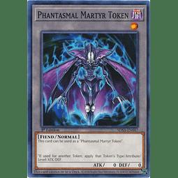 Phantasmal Martyr Token - SDSA-EN047 - Common 1st Edition