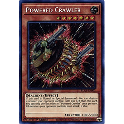Powered Crawler - BLAR-EN002 - Secret Rare 1st Edition