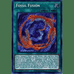 Fossil Fusion - BLAR-EN011 - Secret Rare 1st Edition