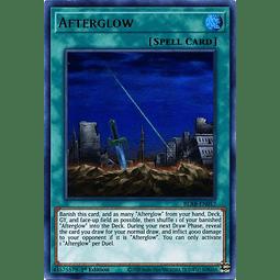 Afterglow - BLAR-EN017 - Ultra Rare 1st Edition