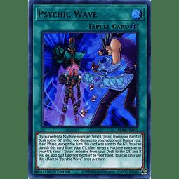 Psychic Wave - BLAR-EN015 - Ultra Rare 1st Edition