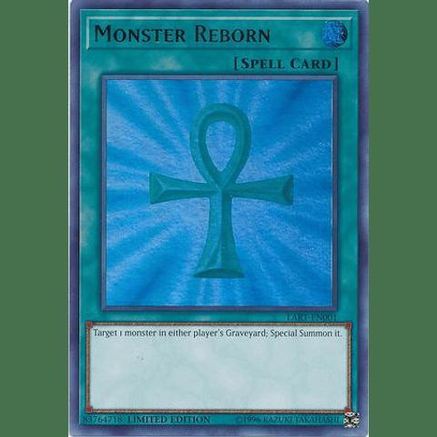 Monster Reborn - LART-EN001 - Ultra Rare Limited Edition