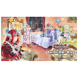 Yugioh Day Dragonmaid PlayMat 2019