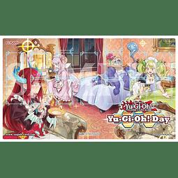 Yugioh Day Dragonmaid PlayMat 2019