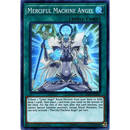 Merciful Machine Angel - LED4-EN014 - Super Rare 1st Edition