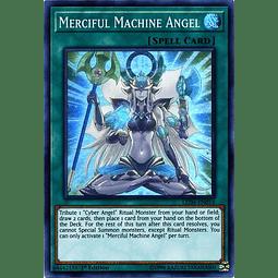 Merciful Machine Angel - LED4-EN014 - Super Rare 1st Edition