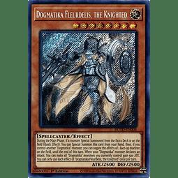 Dogmatika Fleurdelis, the Knighted - ROTD-EN008 - Secret Rare 1st Edition