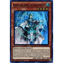 Dogmatika Adin, the Enlightened - ROTD-EN007 - Super Rare 1st Edition