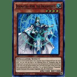 Dogmatika Adin, the Enlightened - ROTD-EN007 - Super Rare 1st Edition