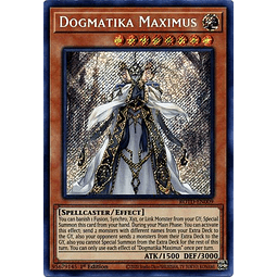 Dogmatika Maximus - ROTD-EN009 - Secret Rare 1st Edition