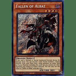 Fallen of Albaz - ROTD-EN011 - Secret Rare 1st Edition