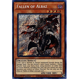 Fallen of Albaz - ROTD-EN011 - Secret Rare 1st Edition