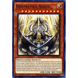 Dogmatika Nexus - ROTD-EN010 - Common 1st Edition