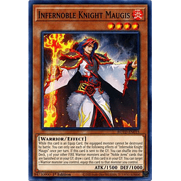 Infernoble Knight Maugis - ROTD-EN015 - Common 1st Edition