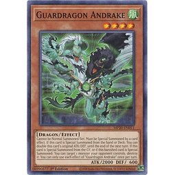 Guardragon Andrake - MP20-EN011 - Common 1st Edition