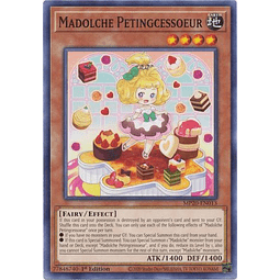 Madolche Petingcessoeur - MP20-EN013 - Common 1st Edition
