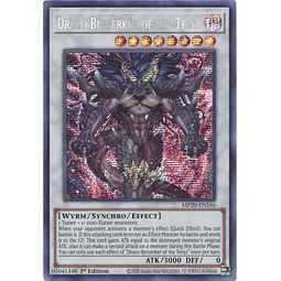 Draco Berserker of the Tenyi - MP20-EN166 - Prismatic Secret Rare 1st Edition