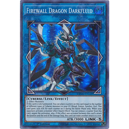 Firewall Dragon Darkfluid - MP20-EN168 - Super Rare 1st Edition