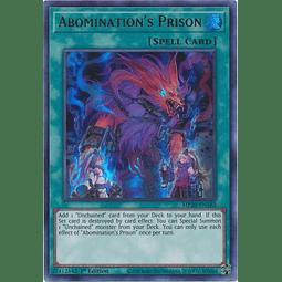 Abomination's Prison - MP20-EN182 - Ultra Rare 1st Edition
