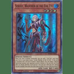Serziel, Watcher of the Evil Eye - MP20-EN232 - Ultra Rare 1st Edition