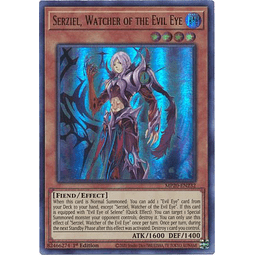 Serziel, Watcher of the Evil Eye - MP20-EN232 - Ultra Rare 1st Edition