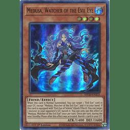 Medusa, Watcher of the Evil Eye - MP20-EN233 - Ultra Rare 1st Edition