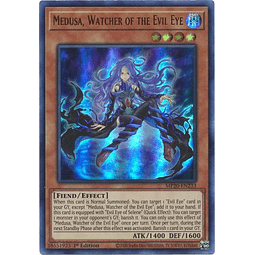 Medusa, Watcher of the Evil Eye - MP20-EN233 - Ultra Rare 1st Edition