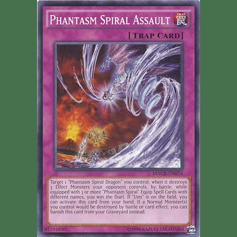 Phantasm Spiral Assault - MACR-EN074 - Common Unlimited