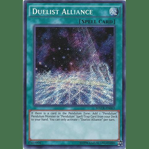 Duelist Alliance - MACR-EN063 - Secret Rare Unlimited