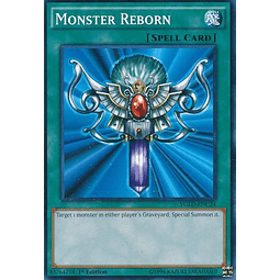 Monster Reborn - YGLD-ENC24 - Common 1st Edition