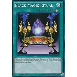 Black Magic Ritual - YGLD-ENC32 - Common 1st Edition