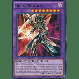Dark Paladin - YGLD-ENC41 - Common 1st Edition