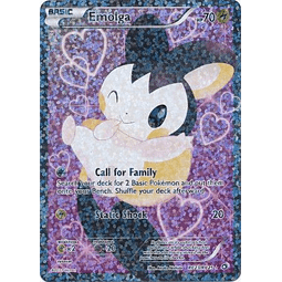 Emolga - RC23/RC25 - Full Art Ultra Rare