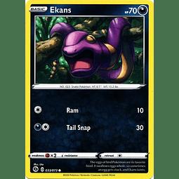Ekans - 033/073 - Common