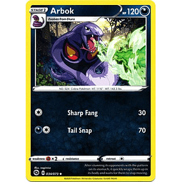 Arbok - 034/073 - Uncommon