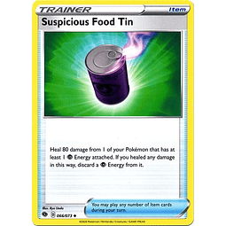 Suspicious Food Tin - 066/073 - Uncommon