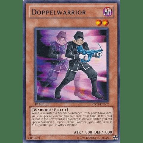 Doppelwarrior - STOR-EN002 - Rare 1st Edition