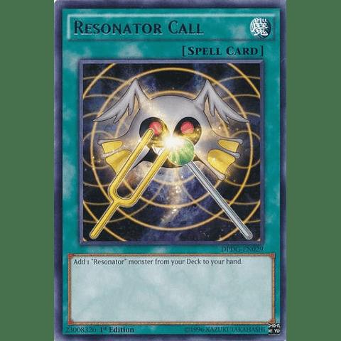 Resonator Call - DPDG-EN029 - Rare 1st Edition