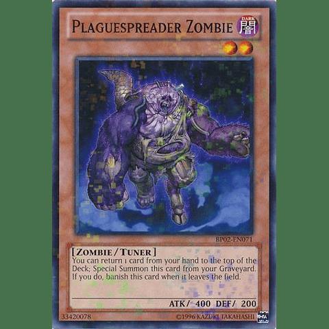 Plaguespreader Zombie - BP02-EN071 - Mosaic Rare Unlimited