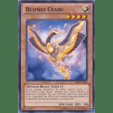 Bujingi Crane -jotl-en020- Rare Unlimited