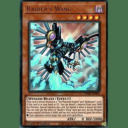 Raider's Wing - PHRA-EN001 - Ultra Rare 1st Edition